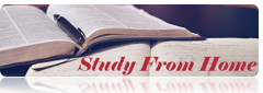 Register for a Free Bible Correspondence Course
